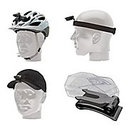 Blackburn Flea Light Helmet Mount Kit Safety