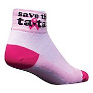 Sock Guy Classic Save The Tatas Socks Socks