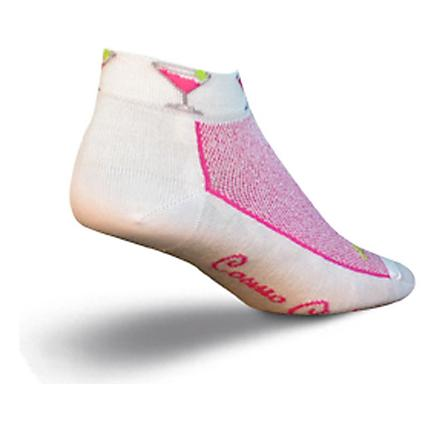 Sock Guy Pink Lady Martini Socks Socks