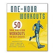 Book 50 Swim  Run 1Hour Workouts For Busy Athletes Media