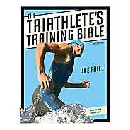 Book Triathletes Training Bible Media