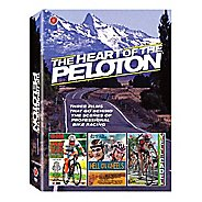 DVD Heart of the Peleton 3 Combo DVD Set Media