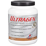 1st Endurance Ultragen Cappuccino Drink Mix - 15 Servings Nutrition