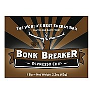 Bonk Breaker Espresso Chip - Box Of 12 Nutrition