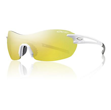 Smith Optics Pivlock V90 Sunglass - White Sunglasses