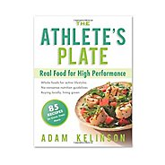 Book The Athletes Plate Book Media