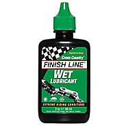 Finish Line Cross Country Wet Lube - 2 oz Bike Equipment