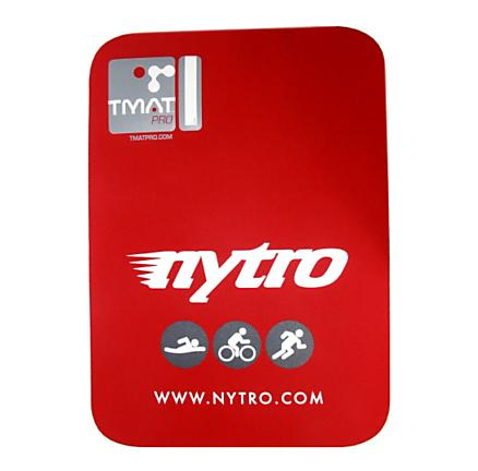 Nytro Nytro Custom Triathlon / Duathlon Transition Mat Swim Equipment