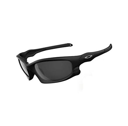 Oakley Split Jacket Sunglass - Matte Black Sunglasses