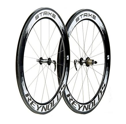 Reynolds Strike Pair Clicher Wheel -Shimano Wheels