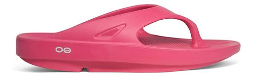 OOFOS OOriginal Thong Sandals Shoe - Pink 6