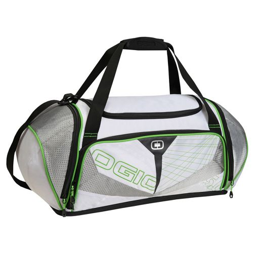 Ogio Endurance 5.0 Bags - Black/Green