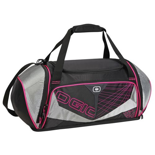 Ogio Endurance 5.0 Bags - Black/Magenta