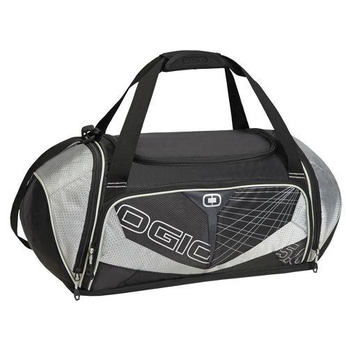 Ogio Endurance 5.0 Bags - Black/Silver