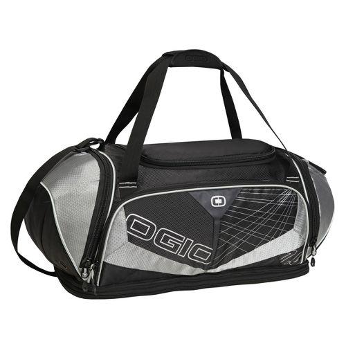 Ogio Endurance 7.0 Bags - Black/Silver