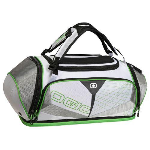 Ogio Endurance 8.0 Bags - Black/Green