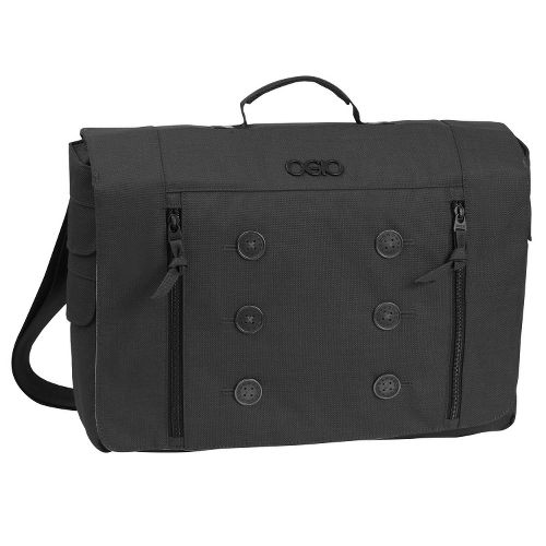 Womens Ogio Manhattan Messenger Bags - Black