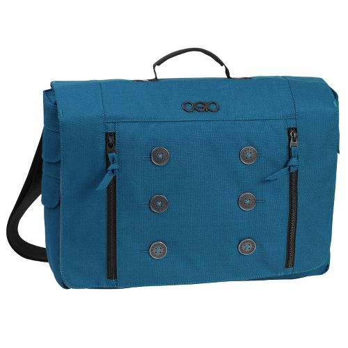 Womens Ogio Manhattan Messenger Bags - Blue