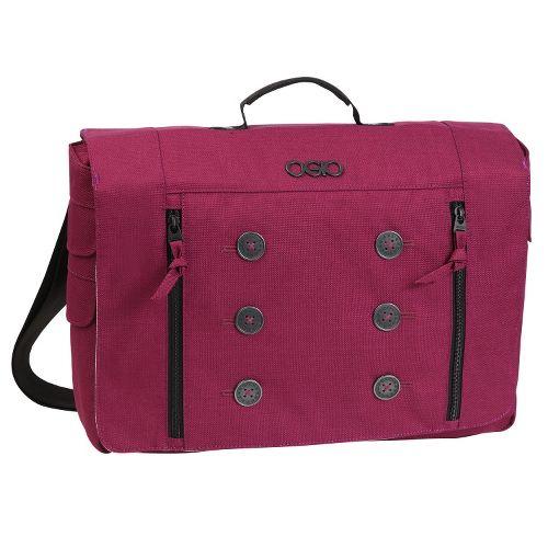 Womens Ogio Manhattan Messenger Bags - Purple