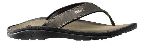 Mens OluKai Ohana Sandals Shoe - Olive 18