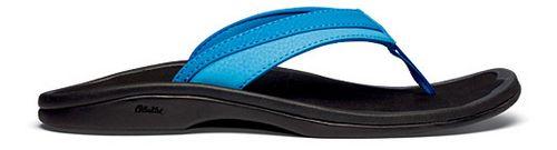 Womens OluKai Ohana Sandals Shoe - Brown 12