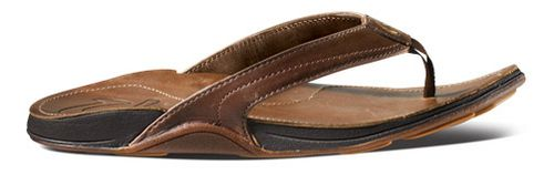 Womens OluKai Kumu Sandals Shoe - Java/Rattan 11