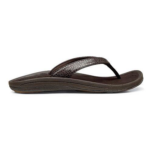 Womens OluKai Kulapa Kai Sandals Shoe - Java/Java 11