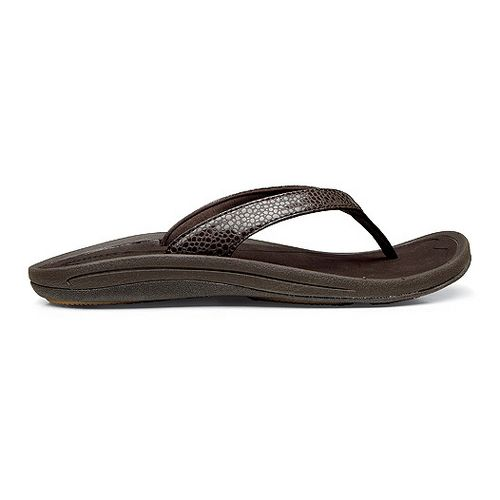 Womens OluKai Kulapa Kai Sandals Shoe - Java/Java 7