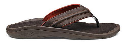 Mens OluKai Hokua Sandals Shoe - Java/Java 11