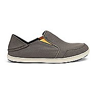 Mens OluKai Nohea Mesh Casual Shoe - Rock/Canoe 8.5