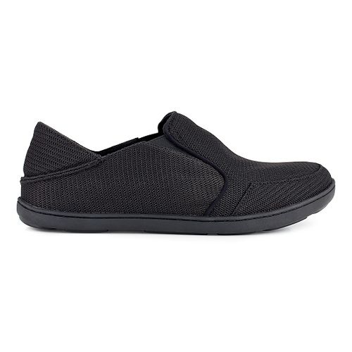Mens OluKai Nohea Mesh Casual Shoe - Onyx 10.5