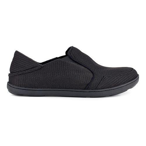 Mens OluKai Nohea Mesh Casual Shoe - Onyx 9