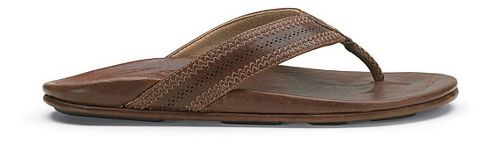 Mens OluKai Po'okela Sandals Shoe - Dark Java/Dark Java 9