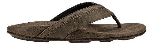 Mens OluKai Hiapo Sandals Shoe - Caldera/Caldera 7