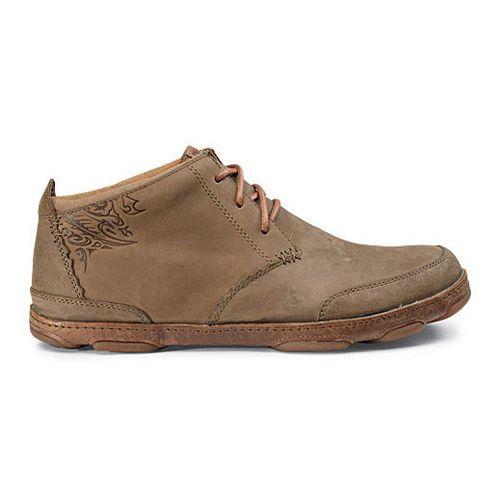 Mens OluKai Kamuela Casual Shoe - Ray/Toffee 12