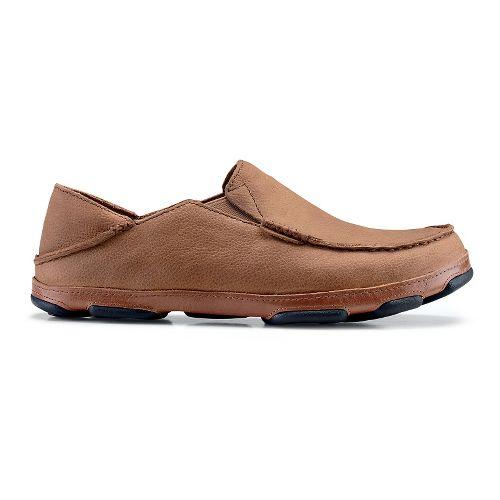 Mens OluKai Moloa Casual Shoe - Tobacco/Tan 10