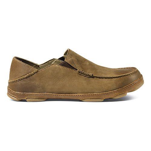 Mens OluKai Moloa Casual Shoe - Ray/Toffee 10
