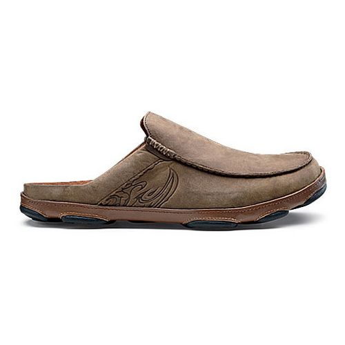 Mens OluKai Kono II Casual Shoe - Ray/Toffee 10