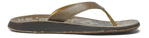 Womens OluKai Paniolo Sandals Shoe - Clay/Clay 5