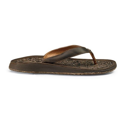 Womens OluKai Paniolo Sandals Shoe - Dark Java/Dark Java 11