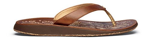 Womens OluKai Paniolo Sandals Shoe - Natural/Natural 9