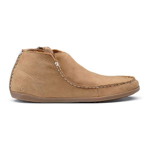 Womens OluKai Wali Casual Shoe - Tan/Tapa 6.5