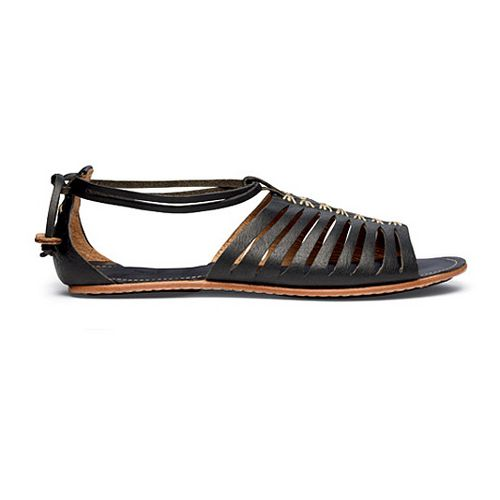 Womens OluKai Hikina Sandals Shoe - Night/Ginger 10