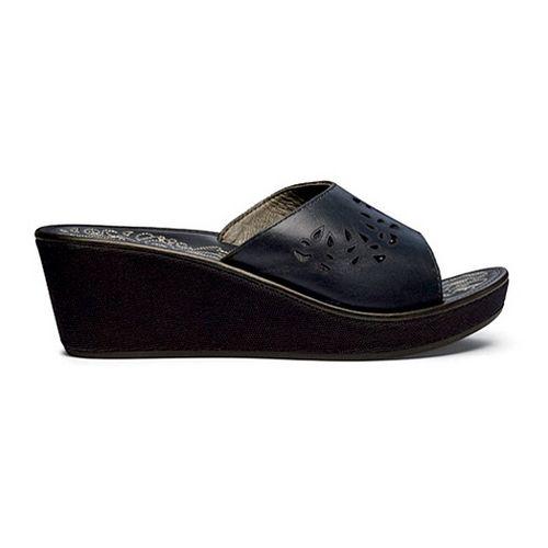 Womens OluKai Noho Lio Sandals Shoe - Black/Black 8