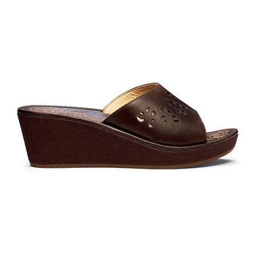 Womens OluKai Noho Lio Sandals Shoe - Dark Java/Dark Java 5