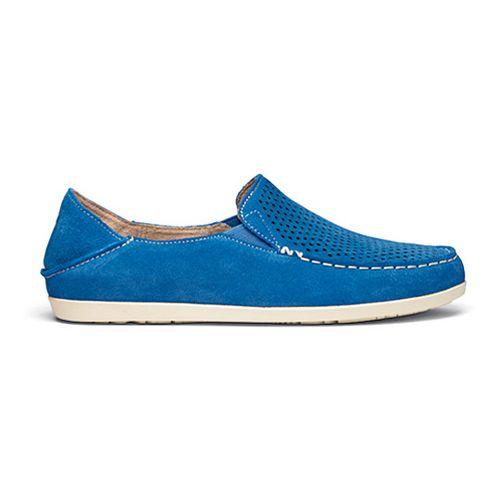 Womens OluKai Nohea Perf Casual Shoe - Tropical/Off White 10
