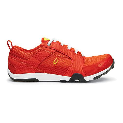 Womens OluKai Kamiki Cross Training Shoe - Chili Pepper/Sunshine 7