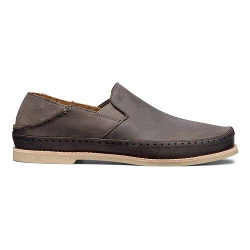 Mens OluKai Honolulu Slip-On Casual Shoe - Pounder/Pounder 9