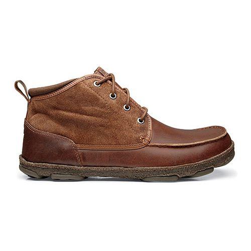 Mens OluKai Hapalua Casual Shoe - Henna/Henna 8.5