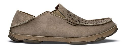 Mens OluKai Moloa Kohana Casual Shoe - Clay/Clay 8.5